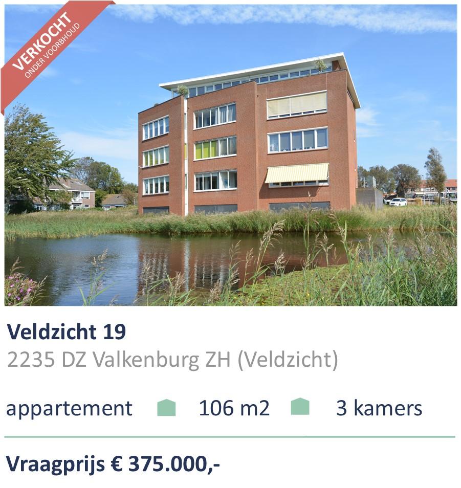 Verkocht onder voorbehoud Veldzicht 19 Valkenburg ZH